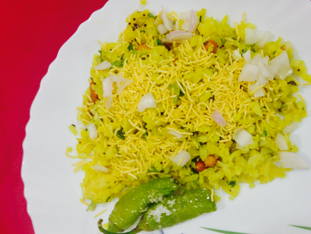 Poha – Instant Indian Breakfast| Easy Recipe