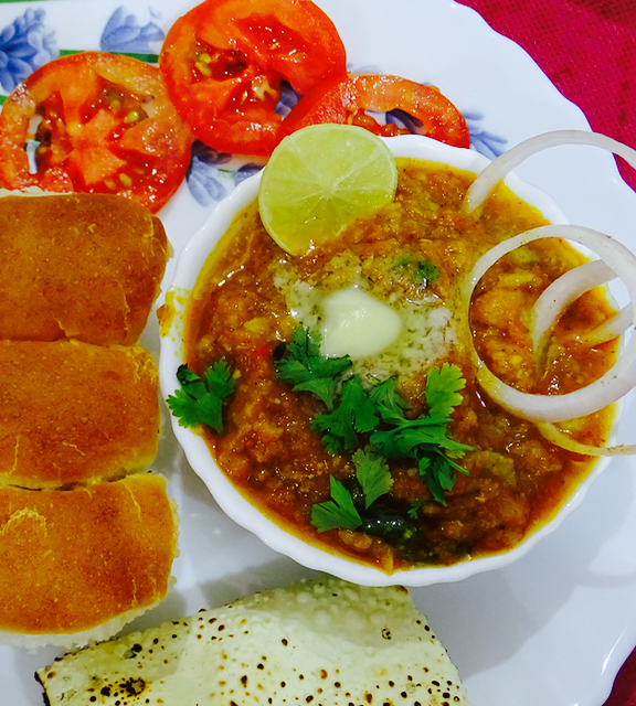 Pav Bhaji | Easy Recipe | Indian Food
