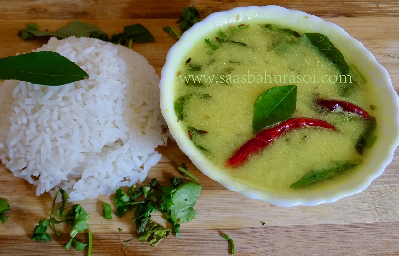 Osaman | Spiced Dal Water