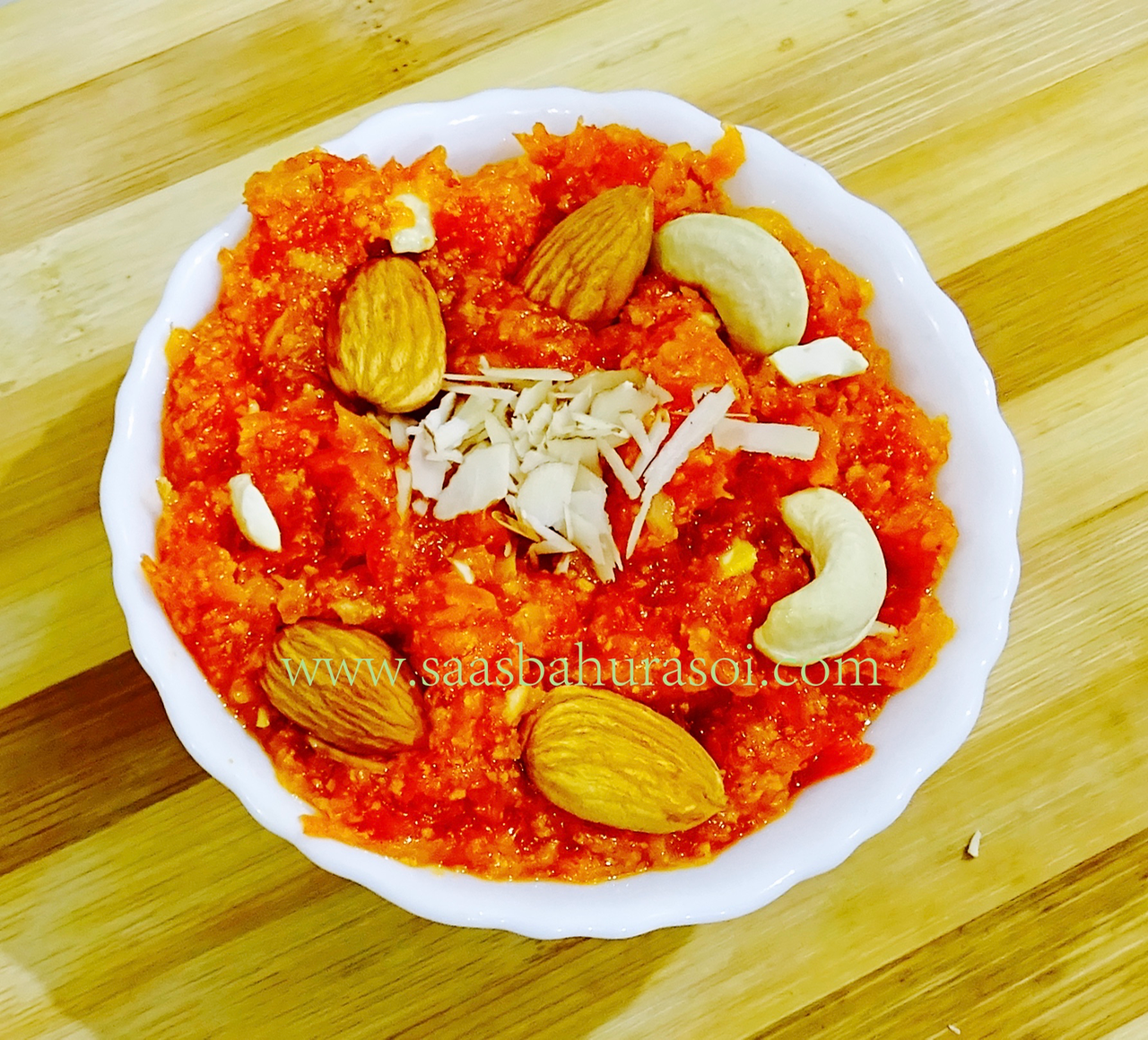 Gajar Ka Halwa | Carrot Halwa | Indian Dessert